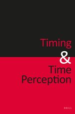 Cover Timing & Time Perception