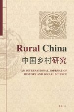 Cover Rural China