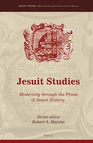Cover Jesuit Studies