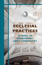 Cover Ecclesial Practices