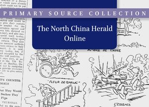 Cover The North China Herald Online