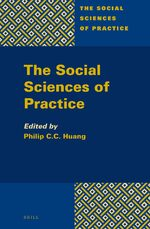 Cover The Social Sciences of Practice