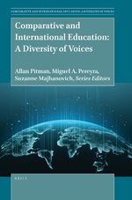 Cover Comparative and International Education: Diversity of Voices