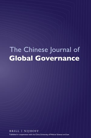 The Chinese Journal of Global Governance