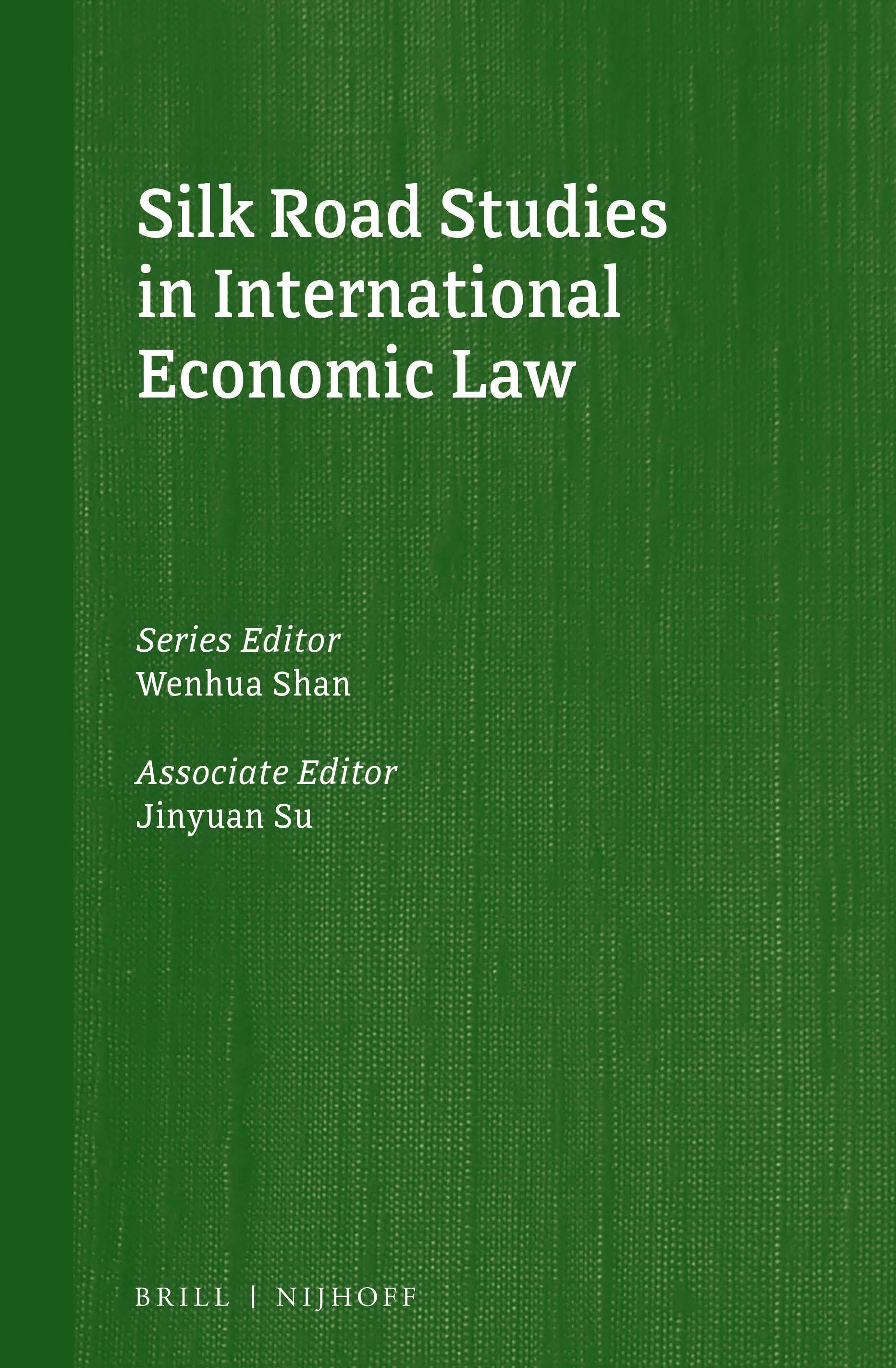 International Economic Law Book