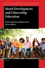 Cover Moral Development and Citizenship Education