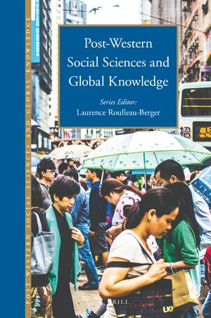 Cover Post-Western Social Sciences and Global Knowledge