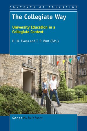 Cover Contexts of Education