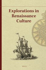 Cover Explorations in Renaissance Culture