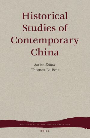 Cover Historical Studies of Contemporary China
