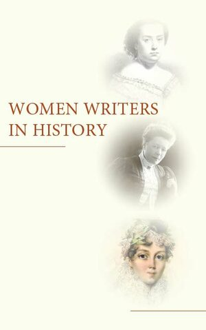 Cover Women Writers in History