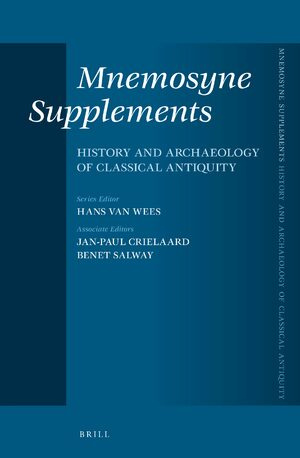 Mnemosyne, Supplements, History and Archaeology of Classical Antiquity