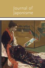 Cover Journal of Japonisme