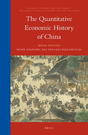 The Quantitative Economic History of China