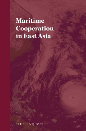 Cover Maritime Cooperation in East Asia