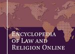 Cover Encyclopedia of Law and Religion Online