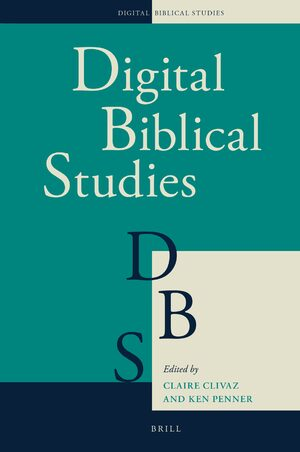 Cover Digital Biblical Studies