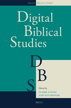Cover Digital Biblical Studies