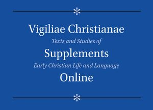 Vigiliae Christianae Supplements Online