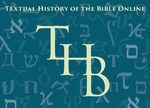 Textual History of the Bible Online