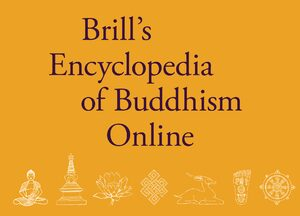 Cover Encyclopedia of Buddhism Online
