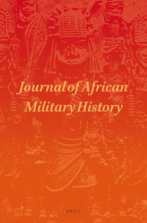 Cover Journal of African Military History
