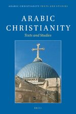 Cover Arabic Christianity