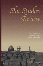 Cover Shii Studies Review