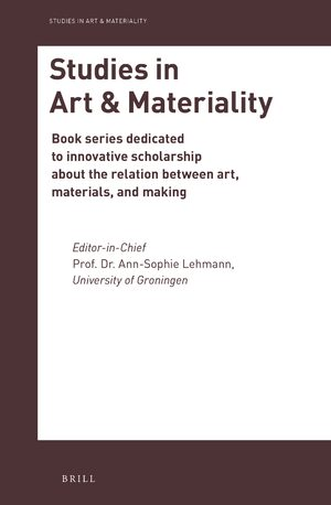 Cover Studies in Art & Materiality