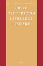 Cover Brill Esotericism Reference Library