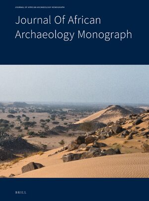 Cover Journal of African Archaeology Monograph Series