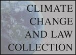 Cover Climate Change and Law Collection
