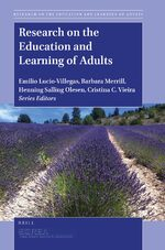 Cover Research on the Education and Learning of Adults