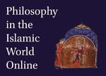 Cover Philosophy in the Islamic World Online: 8th-10th Centuries