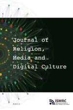 Cover Journal of Religion, Media and Digital Culture