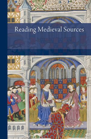 Cover Reading Medieval Sources