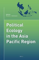 Cover Political Ecology in the Asia Pacific Region