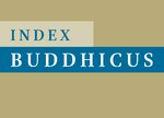 Cover Index Buddhicus Online
