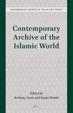 Cover Contemporary Archive of the Islamic World