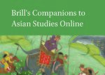 Cover Brill's Companions to Asian Studies Online