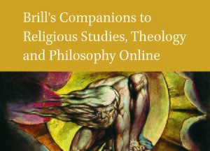 Cover Brill's Companions to Religious Studies, Theology and Philosophy Online
