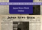 Cover Japan News-Week Online