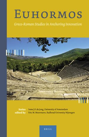 Cover Euhormos: Greco-Roman Studies in Anchoring Innovation