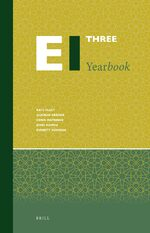 Cover Encyclopaedia of Islam Three Yearbook