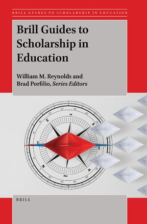 Cover Brill Guides to Scholarship in Education