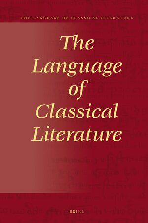 Cover The Language of Classical Literature