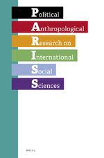 Cover Political Anthropological Research on International Social Sciences (PARISS)