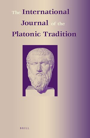 Cover The International Journal of the Platonic Tradition