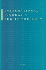 Cover International Journal of Public Theology
