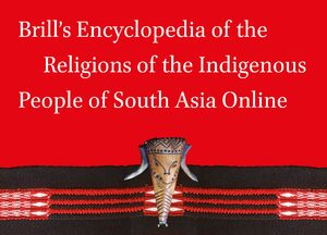 Cover Brill's Encyclopedia of the Religions of the Indigenous People of South Asia Online
